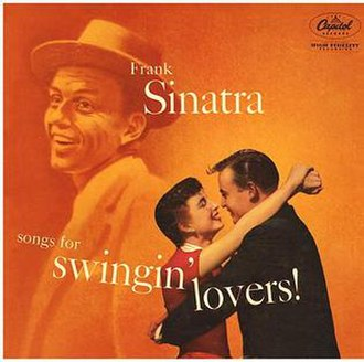 Songs for Swingin' Lovers! - Image: Songsforswinginlover s