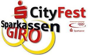 Sparkassen Giro Bochum - Image: Sparkassen Giro logo