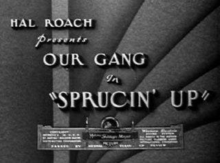 <i>Sprucin Up</i> 1935 American film