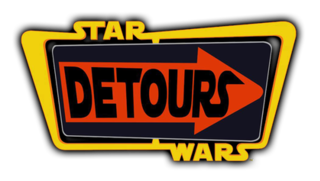 <i>Star Wars Detours</i> Unaired animated television series