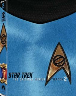 <i>Star Trek: The Original Series</i> (season 2) second season of Star Trekː The Original Series