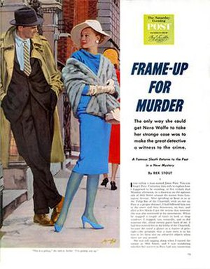 Frame-Up for Murder