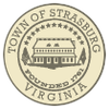 Official seal of Strasburg, Virginia