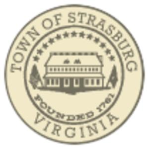 Strasburg, Virginia - Image: Strasburg seal