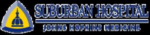 Suburban Hospital - Image: Suburban Hospital Logo Transparent