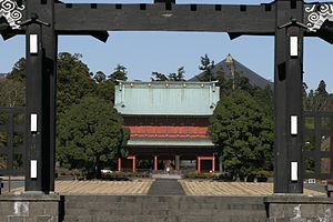 1717 in architecture - The Kuronomon and Sanmon (1717) gates of Taiseki-ji