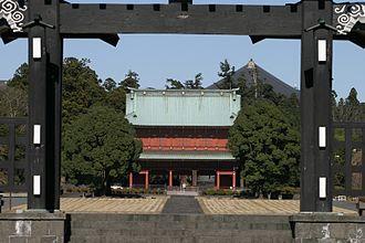 1717 in architecture - The Kuronomon and Sanmon (1717) gates of Taiseki-ji