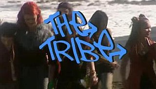 <i>The Tribe</i> (1999 TV series) British science fiction TV series