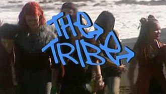 The Tribe (1999 TV series) - Image: The.Tribe.Credits