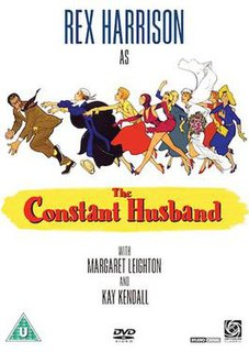 <i>The Constant Husband</i> 1955 film by Sidney Gilliat
