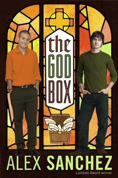 Picture of a book: The God Box