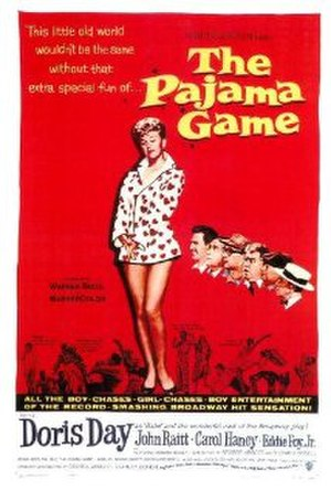 The Pajama Game (film)