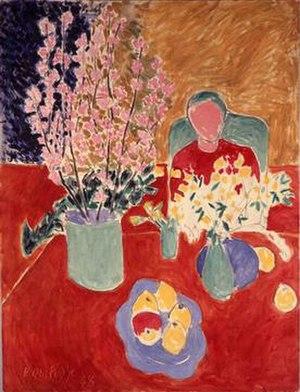 The Plum Blossoms, 1948, Museum of Modern Art,...