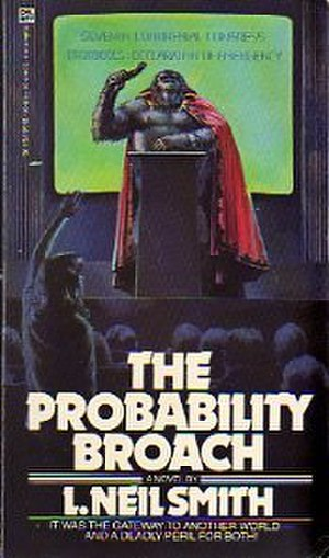 The Probability Broach - Cover of the first edition