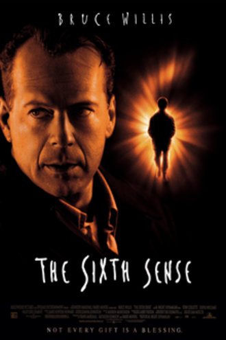 The Sixth Sense - Theatrical release poster