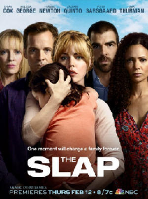 The Slap (U.S. miniseries) - Image: The Slap TV series promo poster