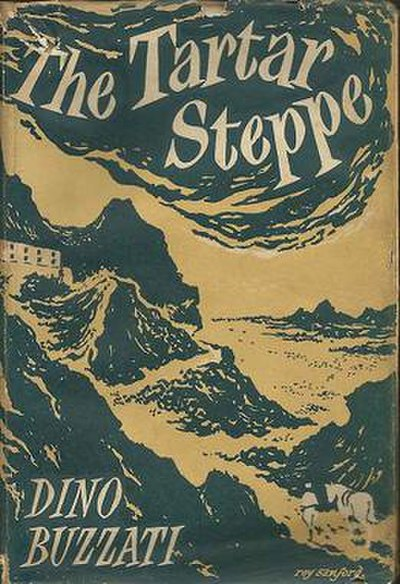 Picture of a book: The Tartar Steppe
