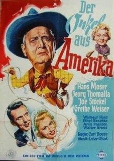 <i>The Uncle from America</i> 1953 film