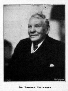 Thomas Octavius Callender Scottish electrical engineer