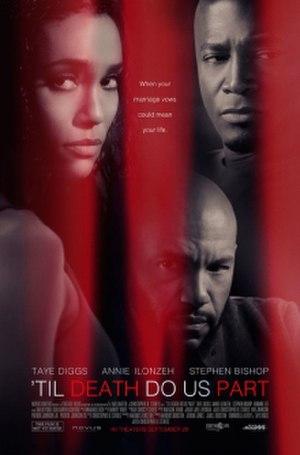 'Til Death Do Us Part (film) - Theatrical release poster