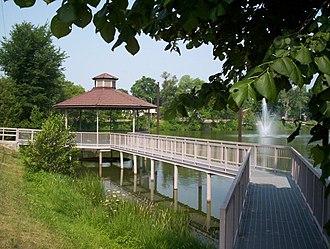 Tillsonburg - Image: Tillsonburgskyline