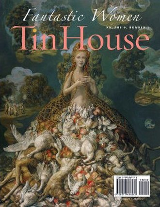Literary magazine - The cover of Tin House, a literary magazine published in Portland, Oregon.