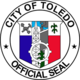 Official seal of Toledo