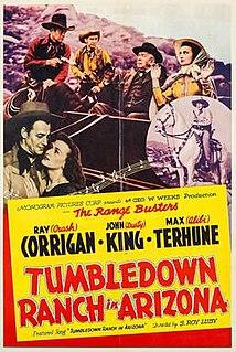 <i>Tumbledown Ranch in Arizona</i> 1941 film by S. Roy Luby