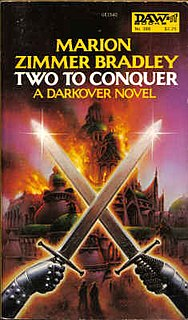 <i>Two to Conquer</i> novel by Marion Zimmer Bradley