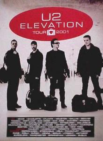 Elevation Tour - Image: U2Elevation Tour