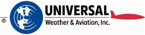 Universal Weather and Aviation - Universal Weather and Aviation logo