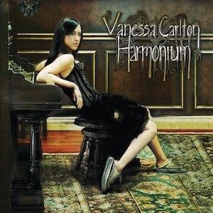 Harmonium (Vanessa Carlton album) - Image: Vanessa Carlton Harmonium