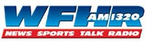 WFHR - Image: WFHR logo
