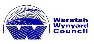 Waratah-Wynyard Council - Waratah-Wynyard Council logo (1987-2017)