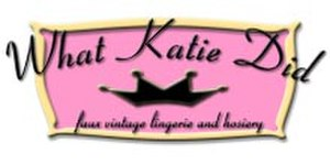 What Katie Did (company) - Image: What Katie Did logo