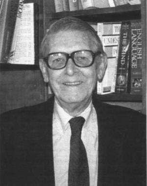 William Ryan (psychologist) - Image: William J Ryan