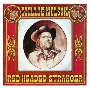 Red Headed Stranger - Image: Willie Nelson Red Headed Strangeralbumcover