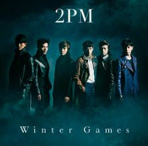 Winter Games (2PM song) - Image: Winter games 2pm regular