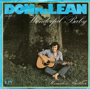 Wonderful Baby - Image: Wonderful Baby Don Mc Lean