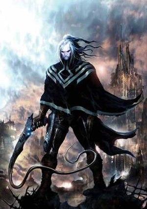 Wraith (Marvel Comics) - Image: Wraith
