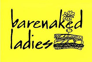 <i>Barenaked Ladies</i> (EP) 1991 EP by Barenaked Ladies