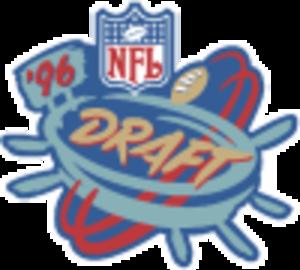 1996 NFL Draft - Image: 1996nfldraft