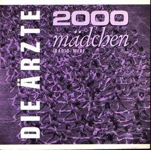 2000 Mädchen - Image: 2000maedchen