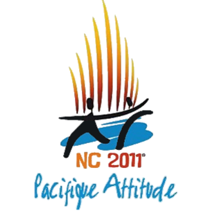 2011 Pacific Games - Image: 2011 Pacific Games logo