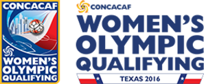 2016 CONCACAF Women's Olympic Qualifying Championship - Image: 2016 CONCACAF Women's Olympic Qualifying Championship logo