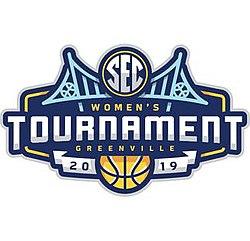 image regarding Printable Sec Tournament Bracket known as 2019 SEC Womens Basketball Event - Wikipedia