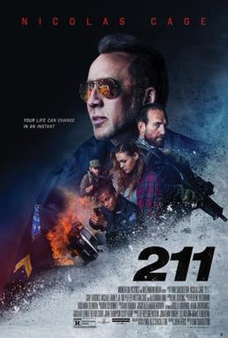 211 (film) - Theatrical release poster