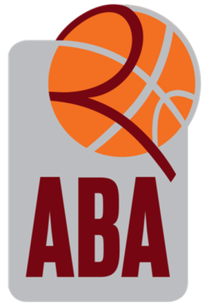 ABA League Second Division - Image: ABA2 Logo
