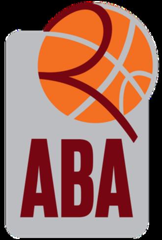 ABA League Second Division - Image: ABA2 Logo