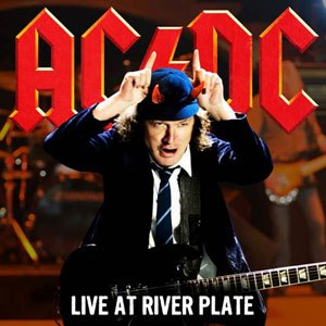 Live at River Plate (album) - Image: ACDC Live At River Plate Album